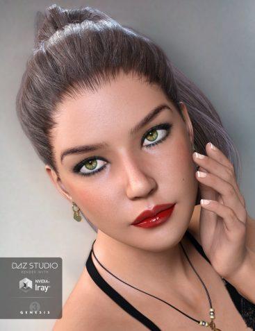 GDN Erika for Genesis 3 Female