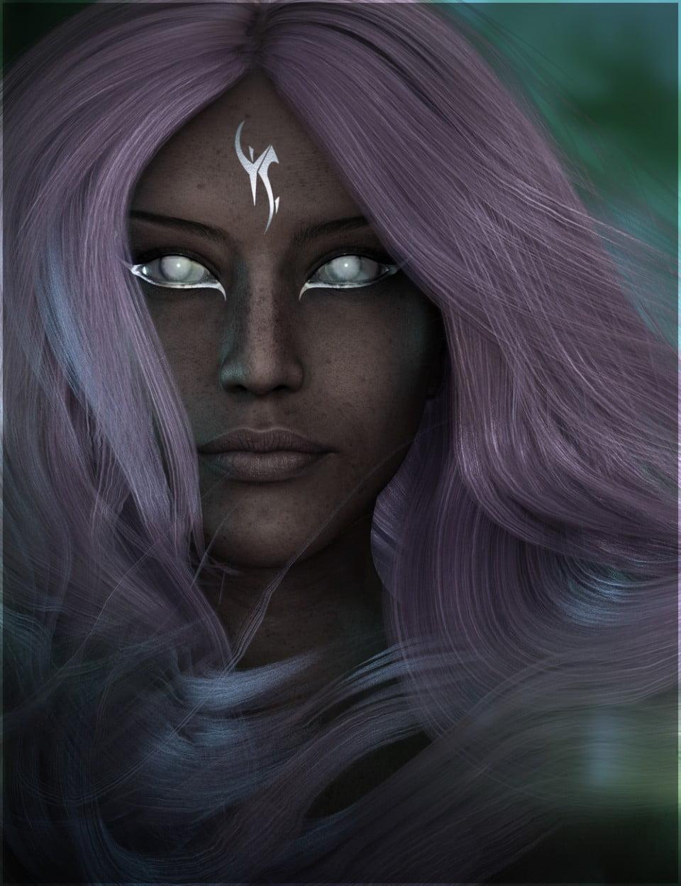 00-main-fantasy-races-aunrae-the-dark-elf-daz3d