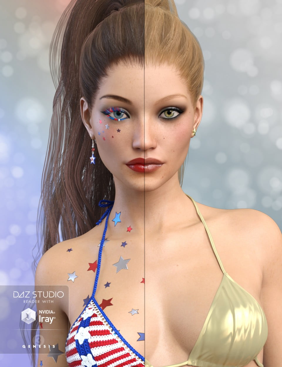 FWSA Piper HD for Victoria 7 and Her Jewelry