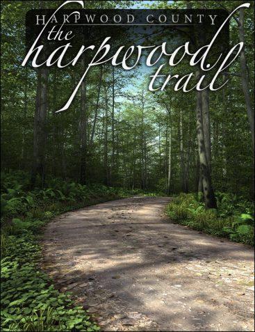 The Harpwood Trail for Daz Studio