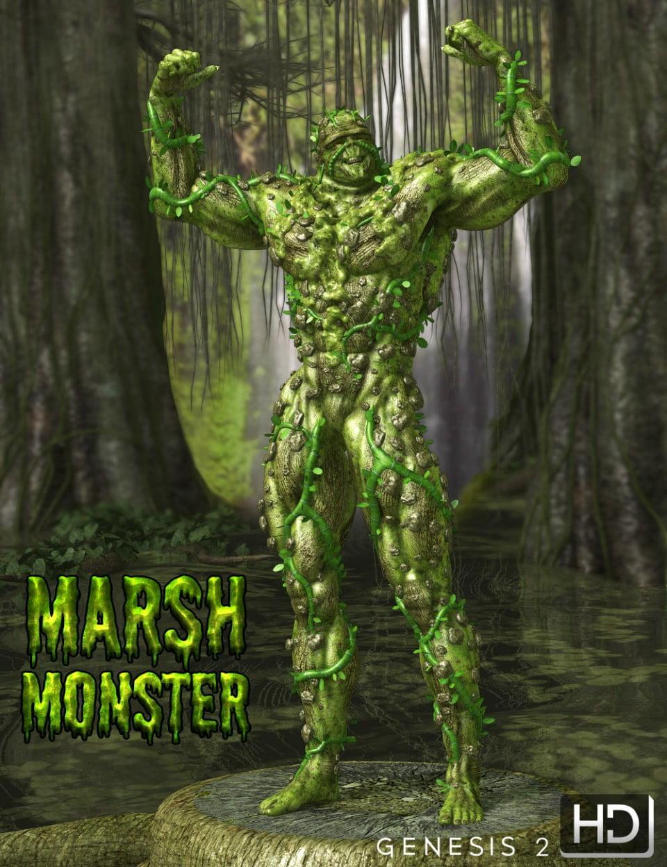 00-main-marsh-monster-hd-daz3d