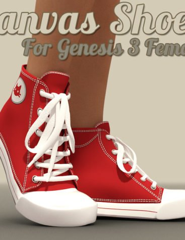 Canvas Shoes for G3 female(s)