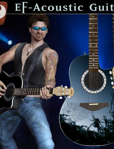 EF-Acoustic Guitar