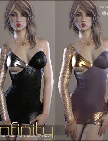 Infinity for Infinite Dress Genesis 3 Females