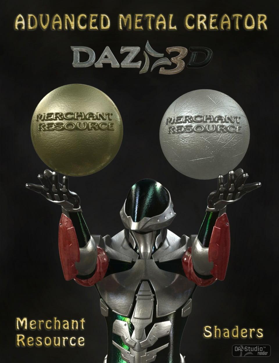 Advanced Metal Creator