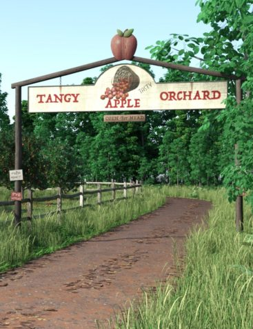 Tangy Apple Orchard