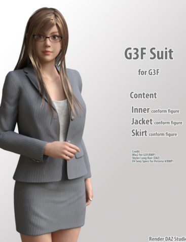 G3F Suit for G3F