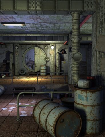 Sewer Model Pack