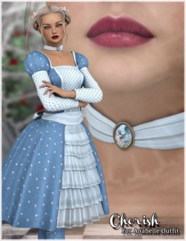 Cherish For Anabelle Outfit