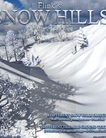 Flinks Snow Hills