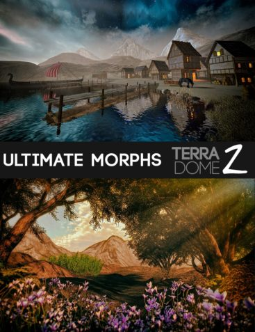 Ultimate Morphs for TerraDome 2 Vol 01