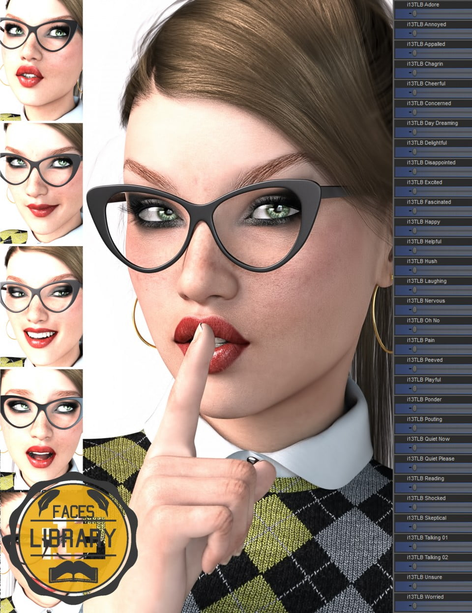 i13 Library Expression Collection