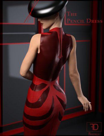 FD Pencil Dress for G3F