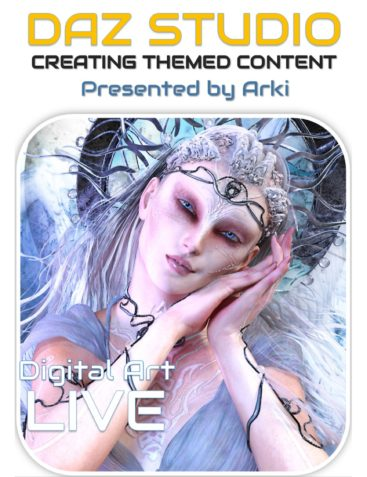 Daz Studio : Creating Themed Content from Concepts to Products