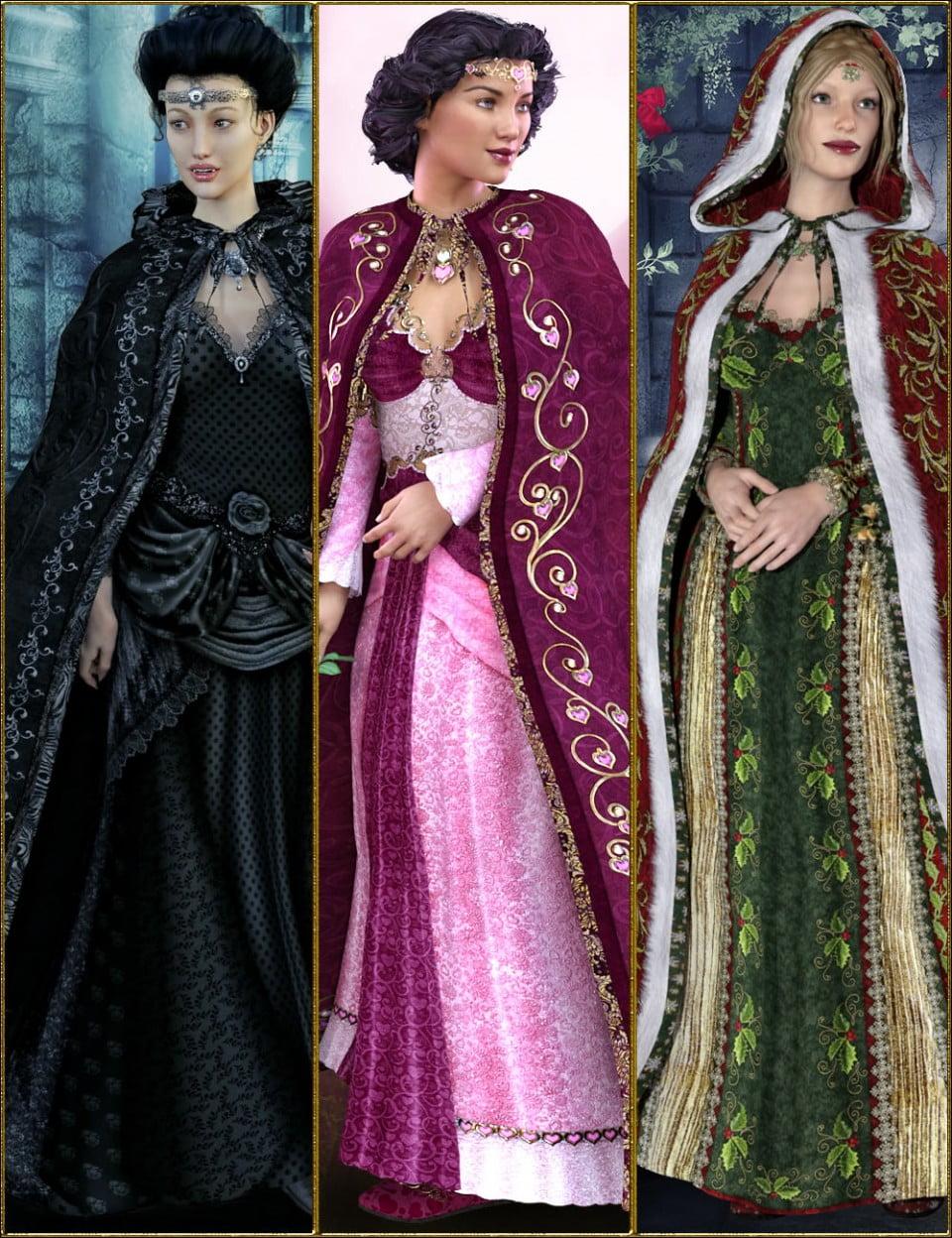 Iray Princesses Part 2 – Celebrations
