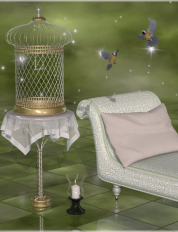 The Conservatory Furniture Set