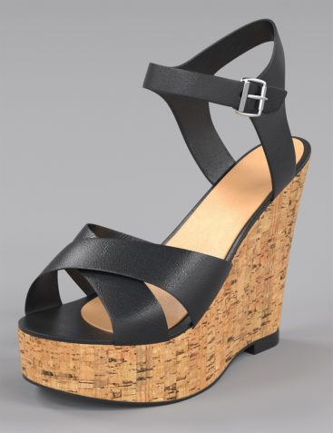 Cork Wedge for Genesis 3 Female(s)
