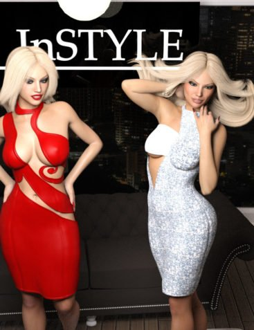 InStyle - Pencil Dress G3F