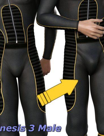 SY Pants Masculinizer Genesis Genesis 2 Genesis 3 Males