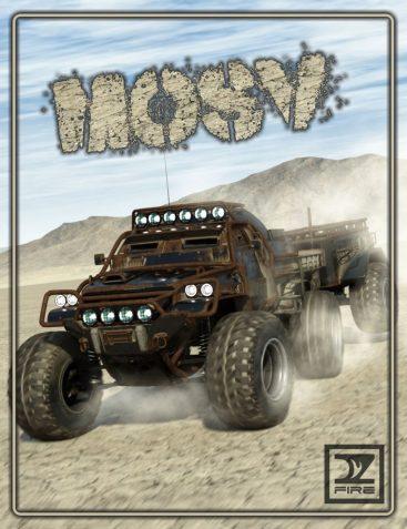 MOSV Medium Open Scout Vehicle