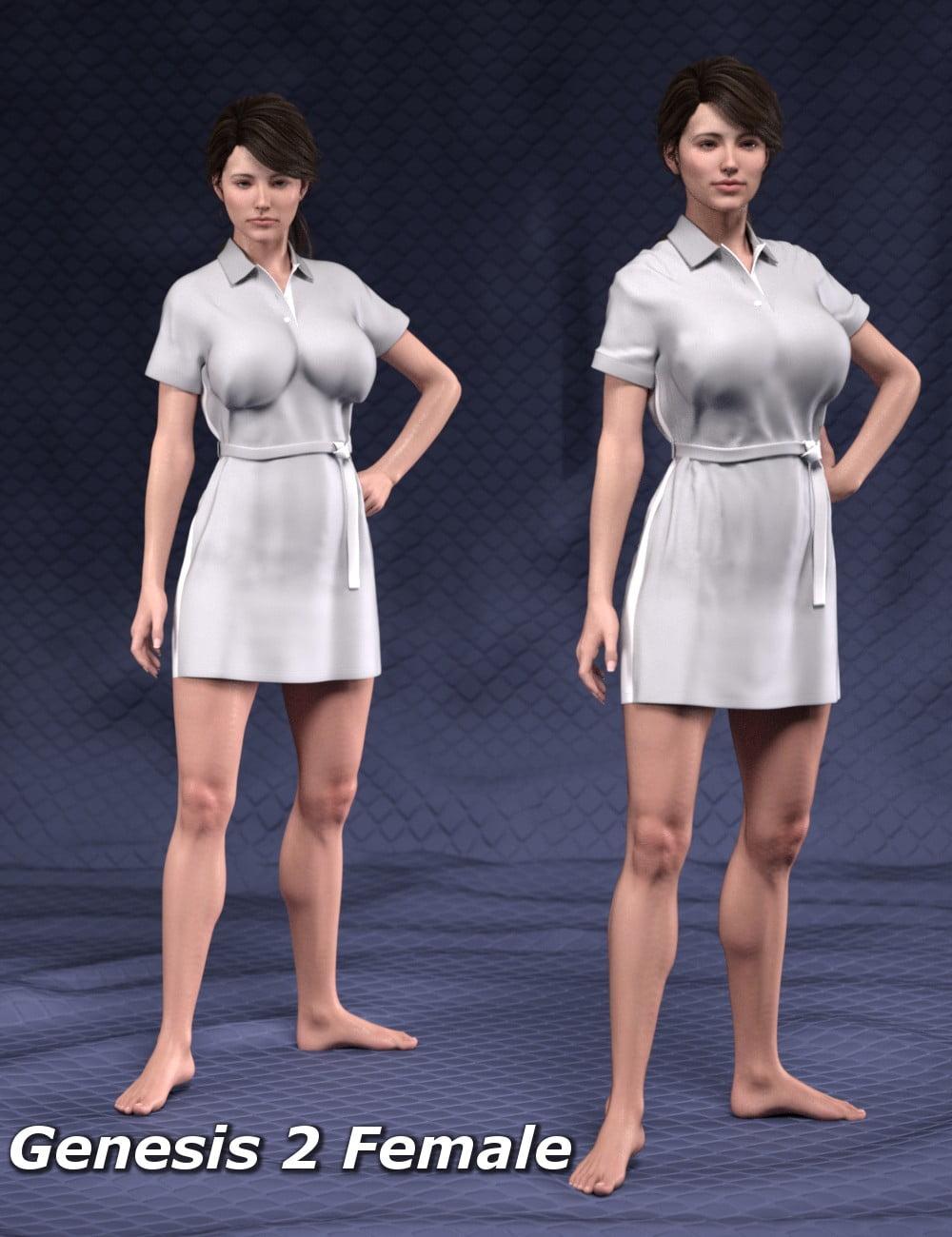 SY Universal Breast Helpers Genesis, Genesis 2 and Genesis 3 Female