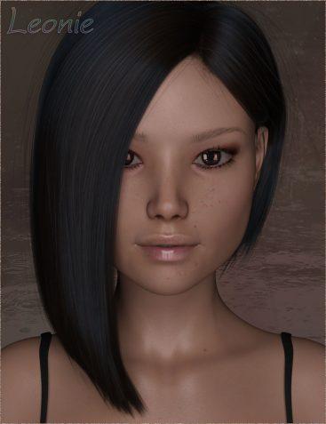 TDT-Leonie for Genesis 3 Female