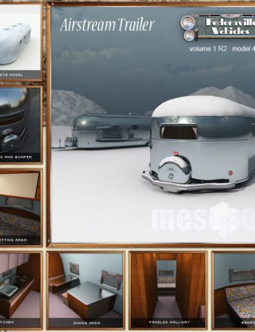 Airstream Trailer R2