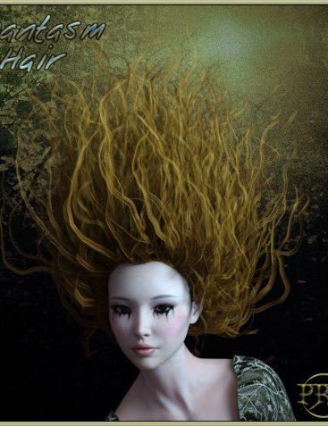 Phantasm Hair For G3
