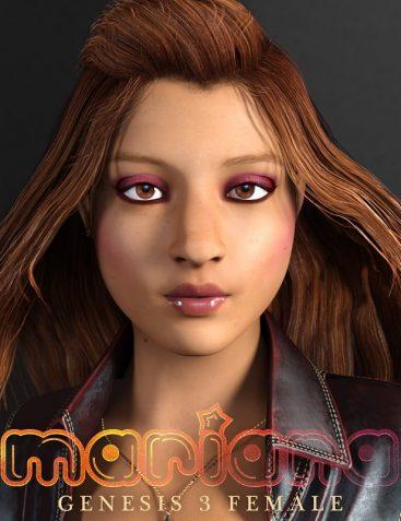 Mariana For G3F