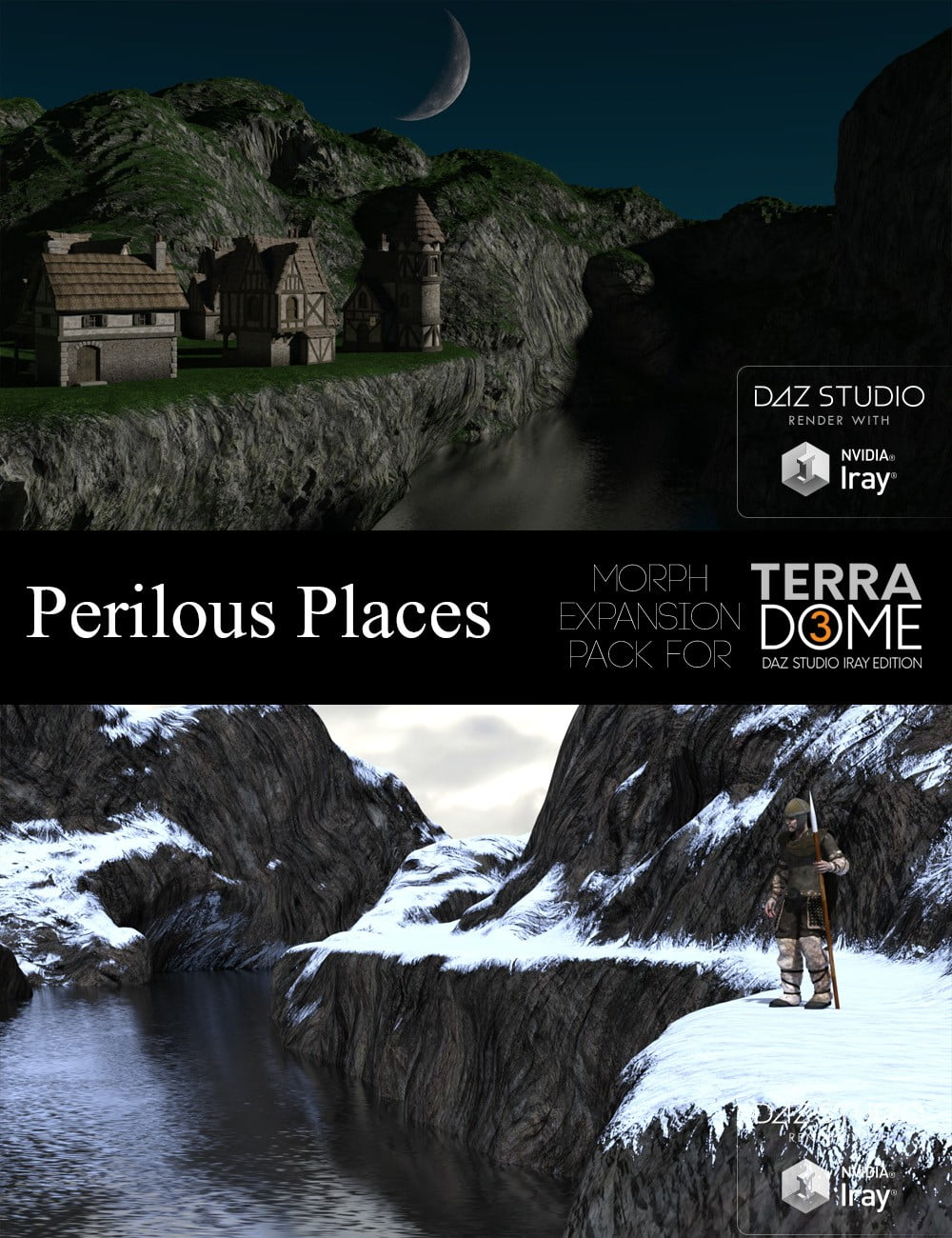 Perilous Places for TerraDome3