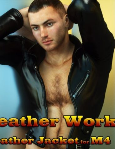 Leather Works: Leather Jacket for M4