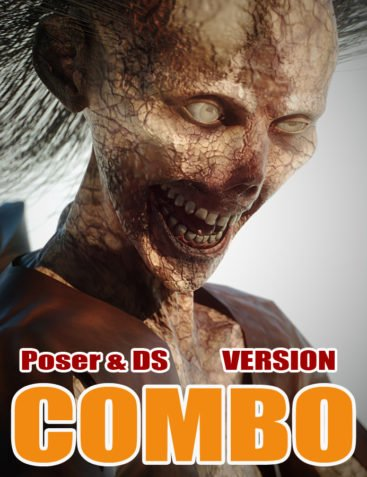D Walking Dead - Poser_DS