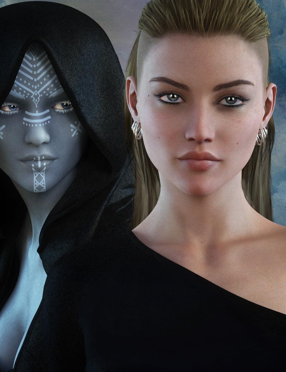 Eilish for Genesis 3 Female