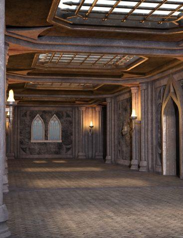 Silverthorn Fortress Modular Interior Kit