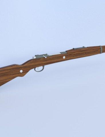 Czech Mauser VZ24 Sniper Rifle