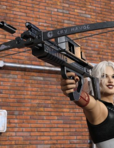 HAVOC-160 Crossbow Set