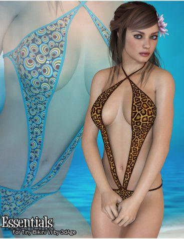 Essentials for Tiny Bikini VI