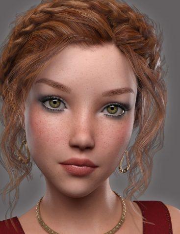 GDN Maria for Genesis 3 Female