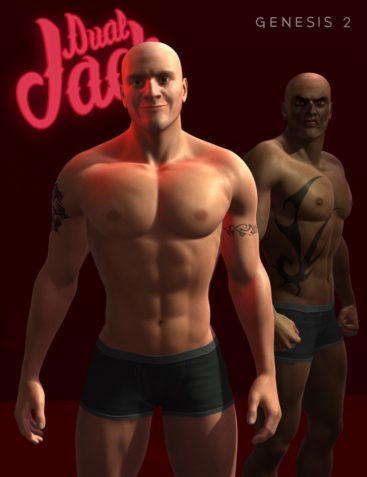 Dual Jack for Genesis 2 Male(s)