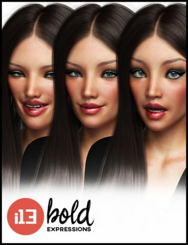 i13 Bold Expressions for the Genesis 3 Female(s)