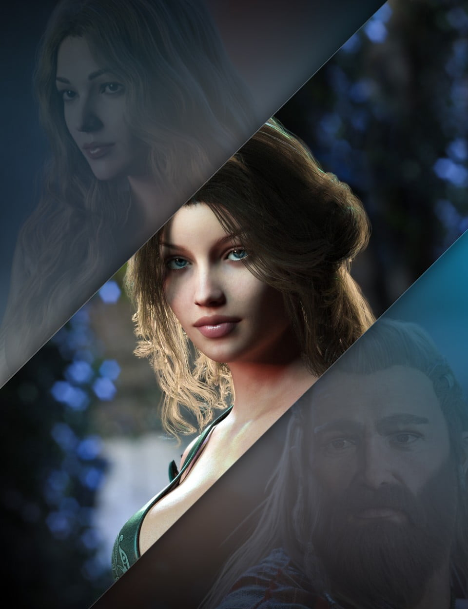 iRadiance – HDR Mesh Lights Volume 2 for Iray