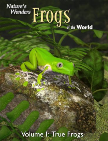 Nature's Wonders Frogs of the World Vol. 1
