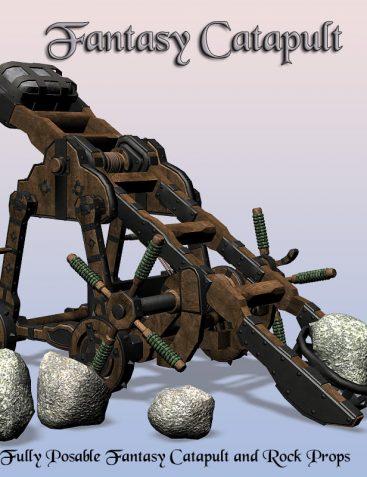Fantasy Catapult