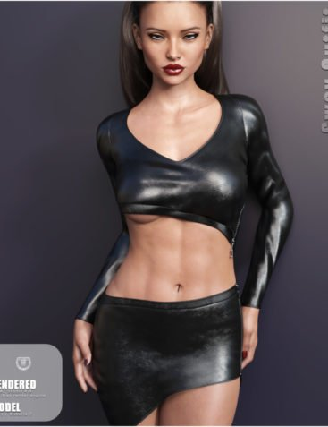 Sway Outfit for Genesis 3 Female(s)