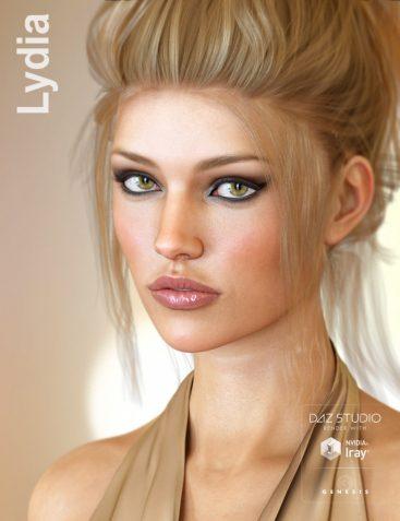 Lydia HD for Victoria 7