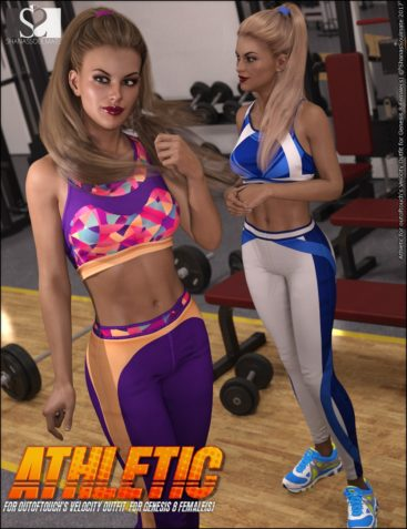Velocity Outfit Athletic Textures
