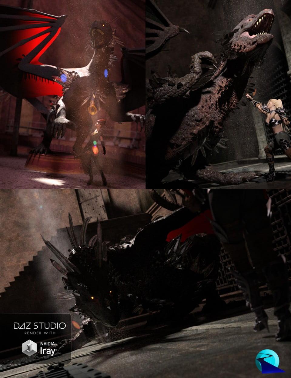 Dragon Master Bundle for Dragon 3 and Crystal Dragon