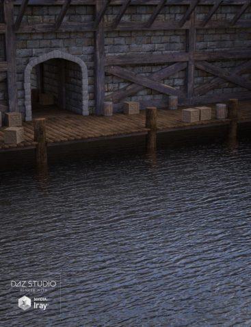 Fantasy Loading Dock