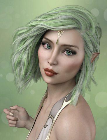 Fern for Genesis 8 Female