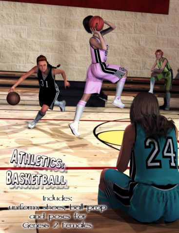 Athletics: Basketball for Genesis 2 Female(s)
